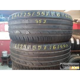 Continental ContiPremium Contact2 225/55/16 VARA