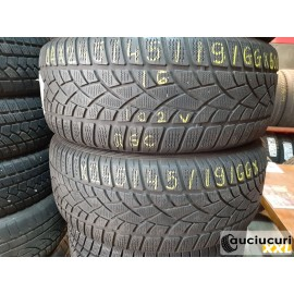 Dunlop Winter Sport 3D 245/45/19 IARNA