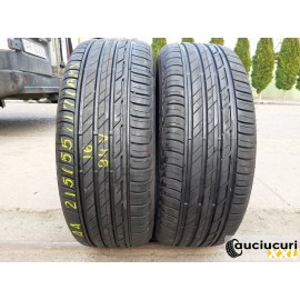 Bridgestone Turanza 001  215/55/17 Vara