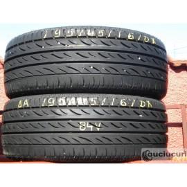 Cauciucuri 195/45/16 Pirelli pentru vara 2 bucati aproape noi