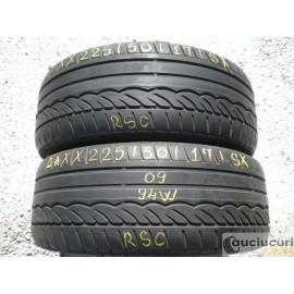 Cauciucuri 225/50/17 Dunlop RSC pentru vara 2 bucati