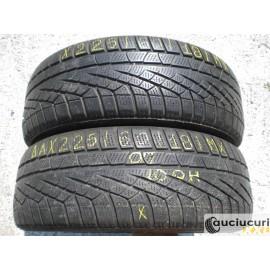 Cauciucuri 225/60/18 Pirelli Sottozero pentru iarna 2 bucati