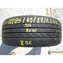 Cauciucuri 225/45/17 Bridgestone RSC pentru vara 1 bucata