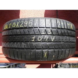 Cauciucuri 295/35/21 Pirelli pentru iarna 1 bucata aproape nou