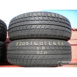 Cauciucuri 205/60/16 Michelin pentru iarna 2 bucati aproape noi