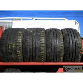 Cauciucuri 295/30/19+235/35/19 Pirelli iarna 4 bucati semi-noi