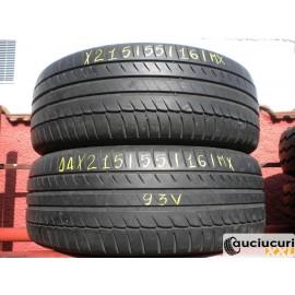 Cauciucuri 215/55/16 Michelin Primacy HP pentru vara 2 bucati