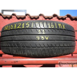 Cauciucuri 215/55/16 Michelin pentru vara 1 bucata