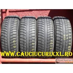 Cauciucuri 195/55/16 Michelin pentru iarna 4 bucati