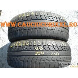 Cauciucuri 225/55/16 Michelin pentru iarna 2 bucati