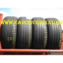 Cauciucuri 225/55/16 Michelin pentru vara 4 bucati