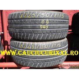 Cauciucuri 225/50/17 Dunlop Maxx TT pentru vara 2 bucati