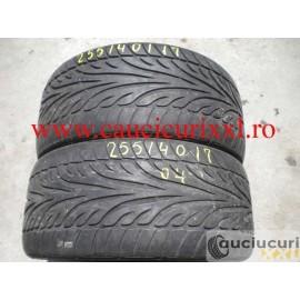 Cauciucuri 255/40/17 DUNLOP sp sport 9000 vara second hand