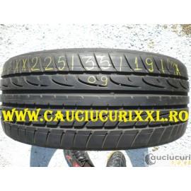 Cauciucuri 225/35/19 Dunlop pentru vara, aproape nou 1 bucata