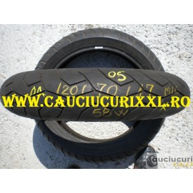 Cauciuc 120/70/17 Pirelli Diablo Corsa NOU