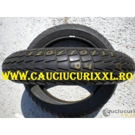 Cauciuc 120/70/17 Pirelli Dragon Rain NOU
