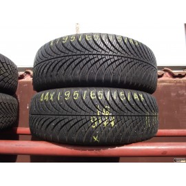 GOODYEAR VECTOR 4SEASONS 195/65/15 ALLSEASONS